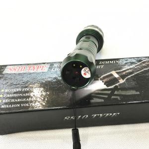 8810 Electric Shock Defenseself Flashlight Stun Gun pictures & photos