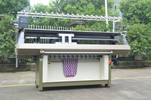 New Product 60inch Three System Flat Bed Knitting Machine