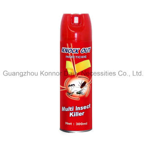 Knock out 400ml Insecticide Spray Oil Based Mosquito Bed Bug Pest Control pictures & photos