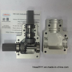 Custom Made Transmission Bevel Reduction Gearbox pictures & photos
