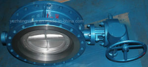 Ggg40 Double Eccentric Butterfly Valve pictures & photos