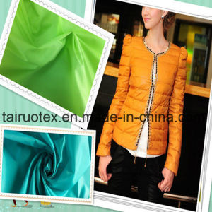 100% Nylon Fabric for Lady Autumn Down Jacket Clothes Fabric pictures & photos