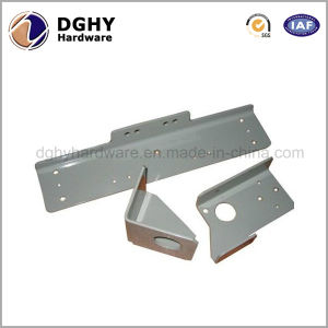 Customized Metal Stamping Bending Triangle Bracket Made in China pictures & photos