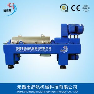 Automatic Continuous Oil Purification Decanter Centrifugal Separators