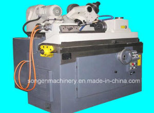 Max. Milling Dia. 125mm, Max. Milling Length 400mm, Semi-Automatic Spline Shaft Milling Machine pictures & photos