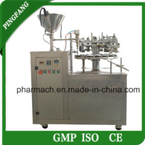 Jgf Metal Hose-End Closure Filling Machine pictures & photos