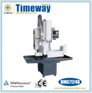 Bed Type CNC Milling Machine (BMK7124B) pictures & photos