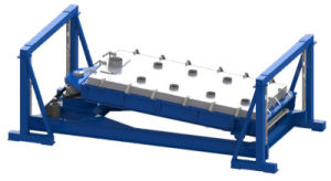 Hxs Series Square Gyratory Vibrating Screen for Grain, Power, Easy-Blocking Material Seperating pictures & photos