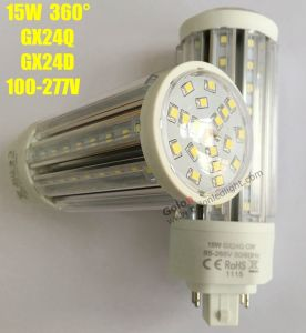 G24 4 Pin LED 15W 42W 32W Plt CFL LED Replacement Gx24q Gx24D High Quality 3 Years Warranty Free Shipping pictures & photos