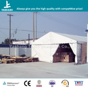 Small Warehouse Storage Tent with Modular Design