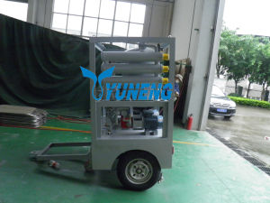 Capacity 2000L/H Transformer Oil Recycling Machine Zjb2bt with Waterproof pictures & photos