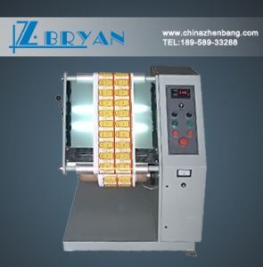 Zb-320 Inspecting Machine / Label Inspection Machine pictures & photos