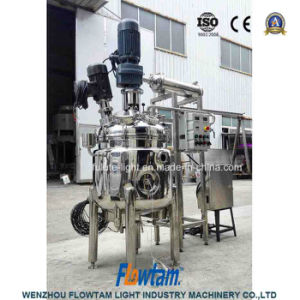 150L Stainless Steel Hot Melt Adhesive Reaction Kettle pictures & photos