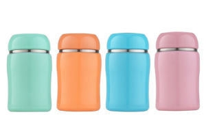 Stainless Steel Double Wall Vacuum Flask 280 Ml pictures & photos