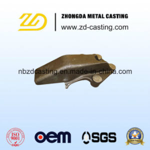 Customized Train Parts by Investment Casting pictures & photos