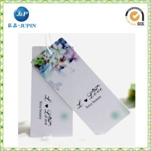 2016 Wholesale Custom Logo Tags with Various Shaped (JP-HT009) pictures & photos