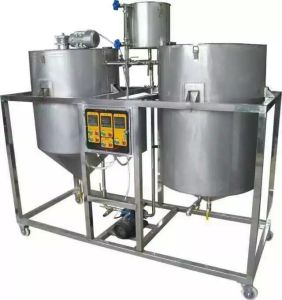 250L/Hr Oil Refinery Machine for Peanut Oil Refinery pictures & photos