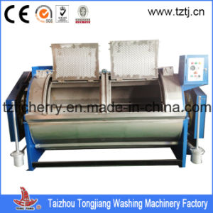 Horizontal Commercial Laundry Washing Machine Industrial Cleaning Machine pictures & photos
