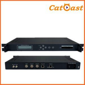 DVB-S/S2 IP 1*DVB-S/S2 RF and Asi IRD with 2-Ci pictures & photos