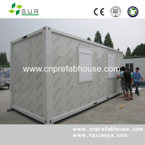 China Modern House 20ft Container House For Living on aluminium window design bedroom