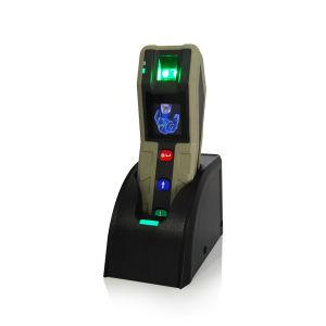Handheld Mobile Portable Fingerprint Time Attendance Reader (T1) pictures & photos