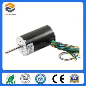 NEMA17 48VDC Brushless Motor for Textile Machine pictures & photos