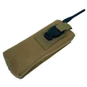 Anbison-Sports Military Army Molle Large Radio/Walkie Talkie Pouch pictures & photos