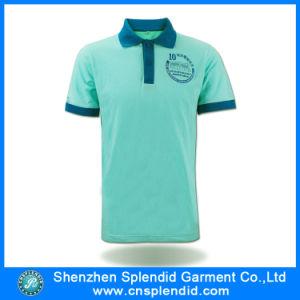 Custom Free Sample High Quality Mens 100 Cotton Polo Shirt