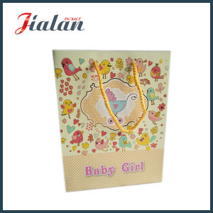 2016 Fashion Different Design Custom Logo Made Wholesales Paper Bag pictures & photos