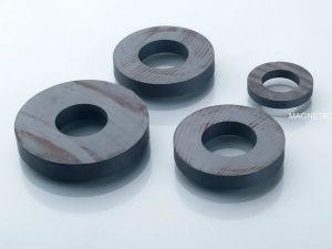 Permanent Ceramic Motor Magnet pictures & photos