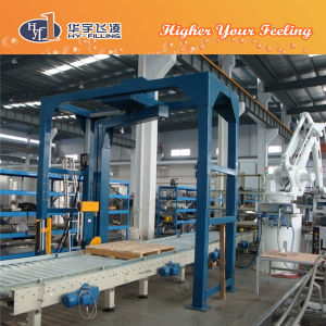 Fully-Automatic Film Pallet Stretching Wrapping Machine pictures & photos