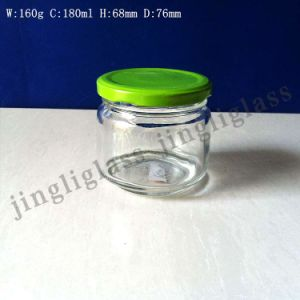 Jam Glass Jar / Glass Jar for Jam Honey pictures & photos