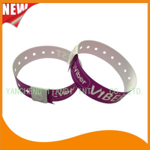 Entertainment Plastic Full Color Printing ID Wristbands Bracelet (E8070-20-4) pictures & photos