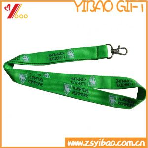 Polyester Promotion Lanyard for Business Gifts (YB-LY-LY-13) pictures & photos