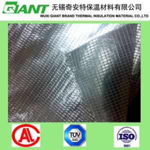 Car Thermal Insulation Reinforced Relective Foil Glass Fabric pictures & photos