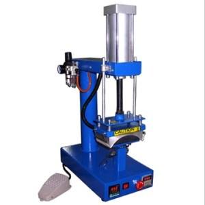Pneumatic Auto Cap Heat Press Machine/Heat Press Cp815 pictures & photos