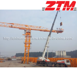 Flat Head Tower Crane with High Quality (TC6517-10)