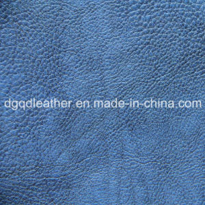 200000 Martindale Abrasion Resistance PU Artificial Leather (QDL-52156) pictures & photos