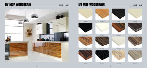 Multi Color Optional Acrylic Melamine MDF Sheet (for kitchen cabinet design) pictures & photos