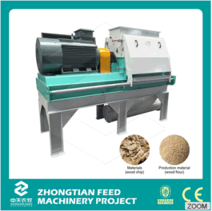 Best Selling New Technology Sawdust Crusher pictures & photos