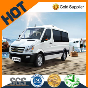 China Made 3-19 Seating Kngte Mini Van Bus for Sale pictures & photos