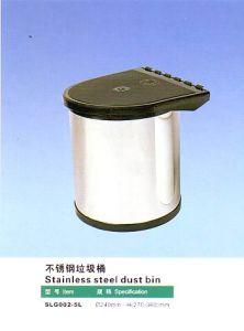 Kitchen Furniture Stainless Steel Dust Bin pictures & photos