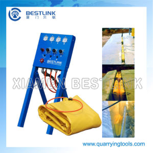 Xiamen Bestlink Factory Polymer Pushing Air Bag for Quarry pictures & photos