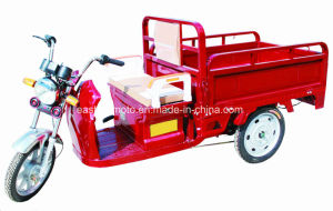 Three Wheel Electric Cargo Tricycle pictures & photos