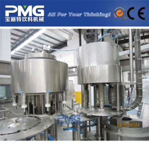 Automatic Purified Water Washing Filling Capping Machine pictures & photos