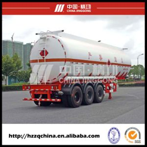 Aluminum Alloy Fuel Tank and Liquid Tank Semi-Trailer on Selling pictures & photos