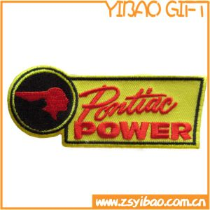 Customize Logo Embroidered Patches for Clothing Decoration (YB-e-006) pictures & photos