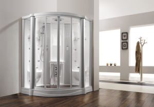 Monalisa Modern Steam Shower Cubicles (M-8210) Size1440*1440*2150mm pictures & photos