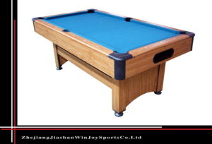 Wj-P-080 6ft Pool Table
