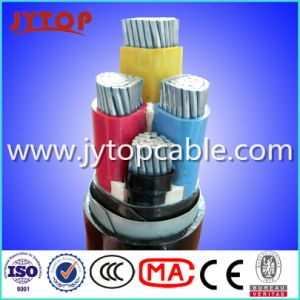 1kv Aluminum Cable, Armoured Cable PVC Power Cable with Ce Certificate pictures & photos